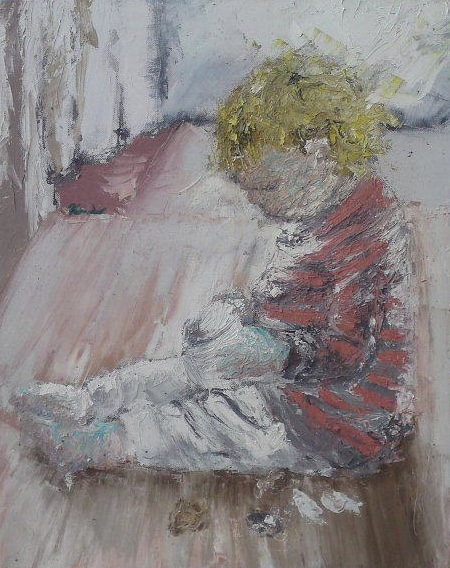 'Poppy with Shells' (2009)