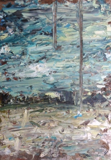 oil,canvas,painting,abstract,expression,art,contemporary,texture,metal